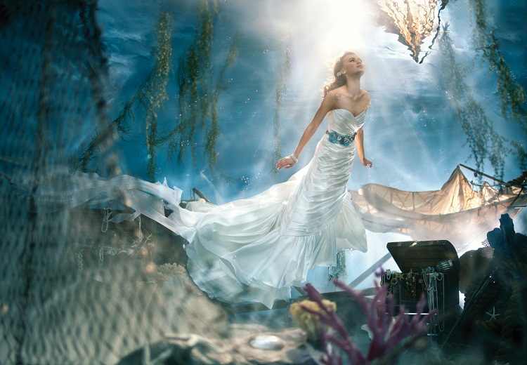 Wedding Philippines - 2013 Disney Fairytale Wedding Collection by Alfred Angelo - Ariel