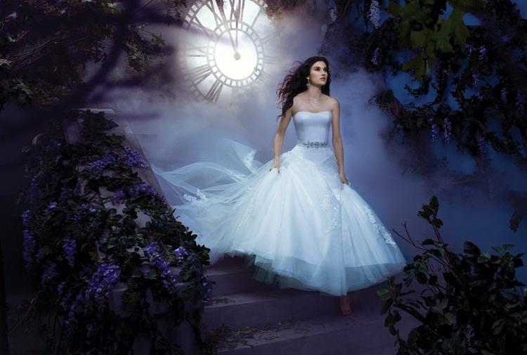 Wedding Philippines - 2013 Disney Fairytale Wedding Collection by Alfred Angelo - Cinderella