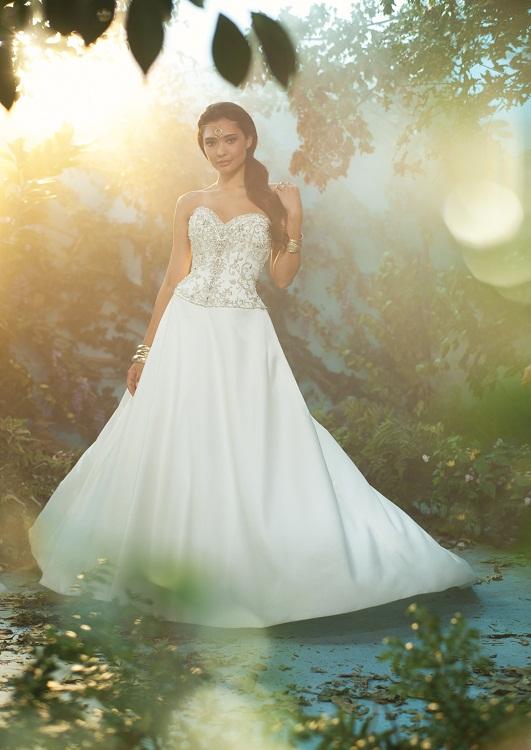 Wedding Philippines - 2013 Disney Fairytale Wedding Collection by Alfred Angelo - Jasmine