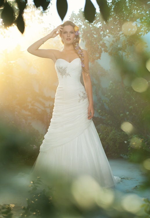 Wedding Philippines - 2013 Disney Fairytale Wedding Collection by Alfred Angelo - Rapunzel