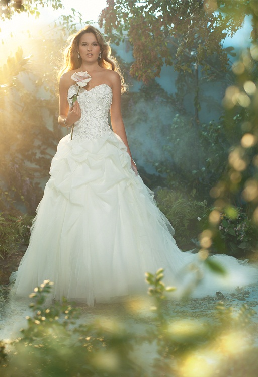 Wedding Philippines - 2013 Disney Fairytale Wedding Collection by Alfred Angelo - Sleeping Beauty