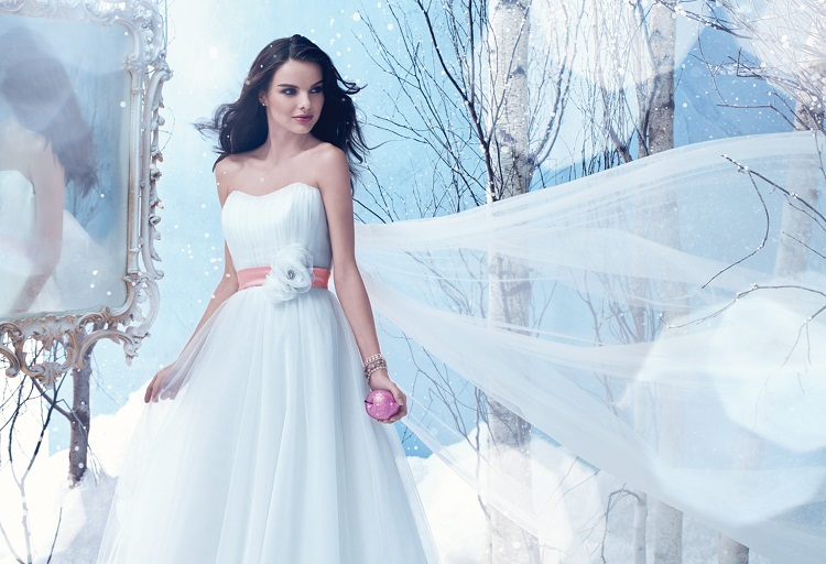 Wedding Philippines - 2013 Disney Fairytale Wedding Collection by Alfred Angelo - Snow White