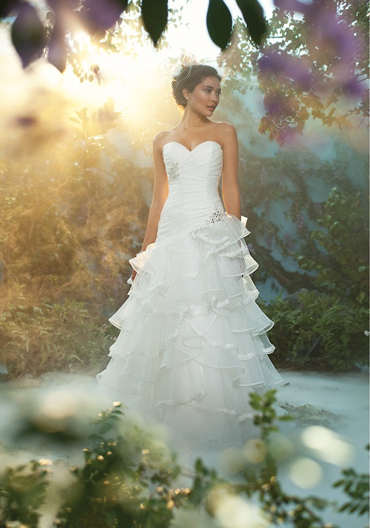 Wedding Philippines - 2013 Disney Fairytale Wedding Collection by Alfred Angelo - Tiana