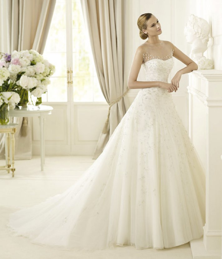 Pronovias Glamour 2013 Bridal Collection