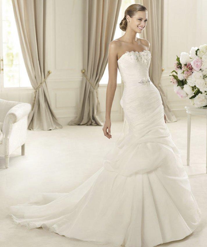 Pronovias Glamour 2013 Bridal Collection