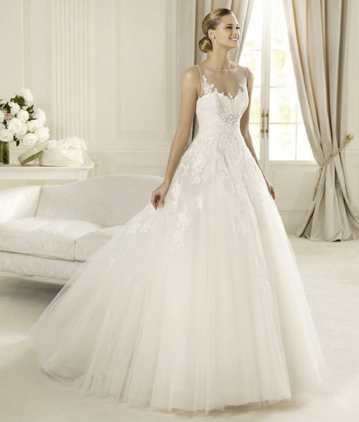 Wedding Philippines - 2013-wedding-dress-pronovias-glamour-collection