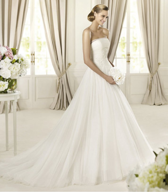 Wedding Philippines - 2013-wedding-dress-pronovias-glamour-collection-bridal (2)