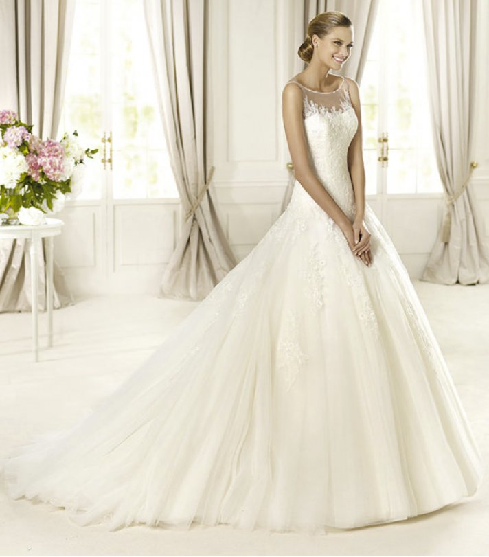 Wedding Philippines - 2013-wedding-dress-pronovias-glamour-collection-bridal (4)