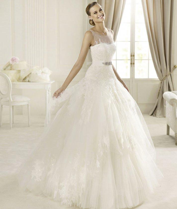 Wedding Philippines - 2013-wedding-dress-pronovias-glamour-collection-bridal (6)