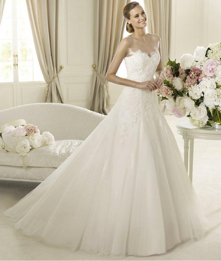Wedding Philippines - 2013-wedding-dress-pronovias-glamour-collection-bridal (8)