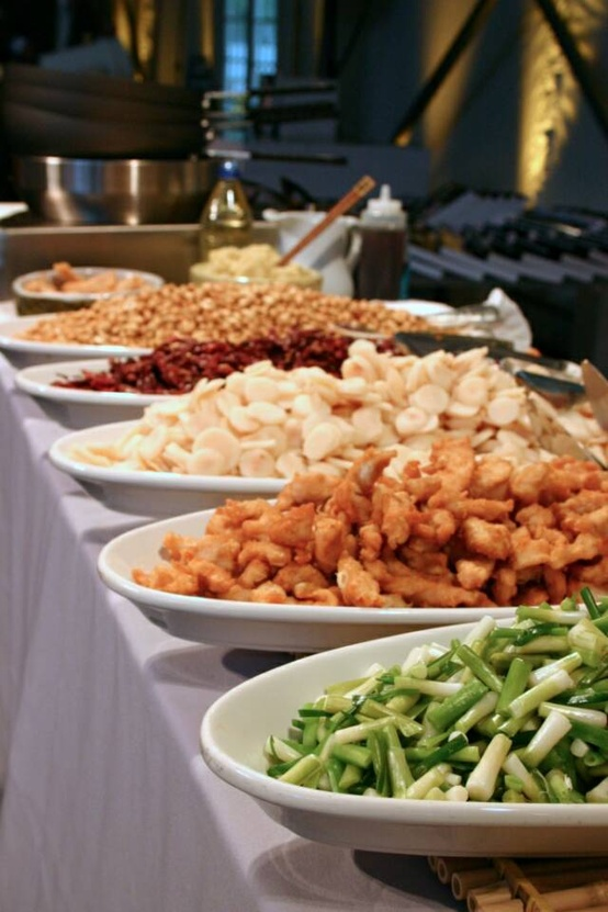Filipino food catering recipes food for Food bar trends