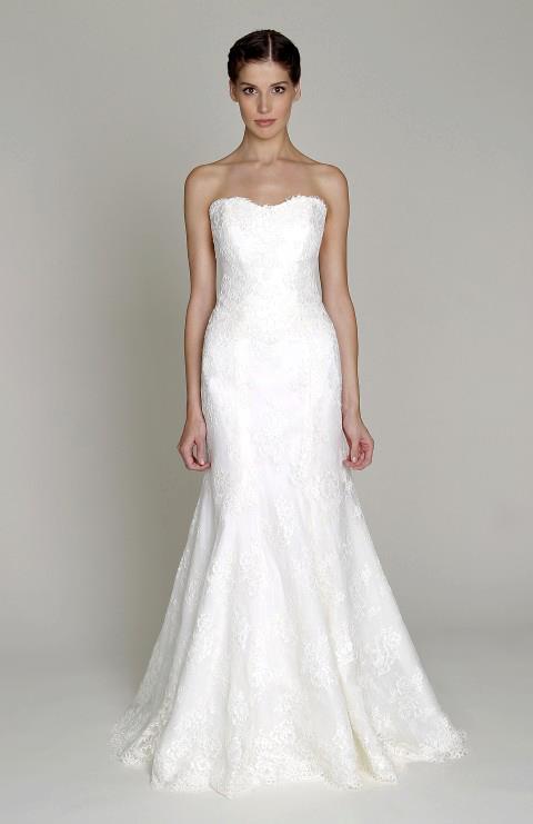 Wedding Philippines - Monique Lhuillier Bliss 2013 Bridal Collection (2)