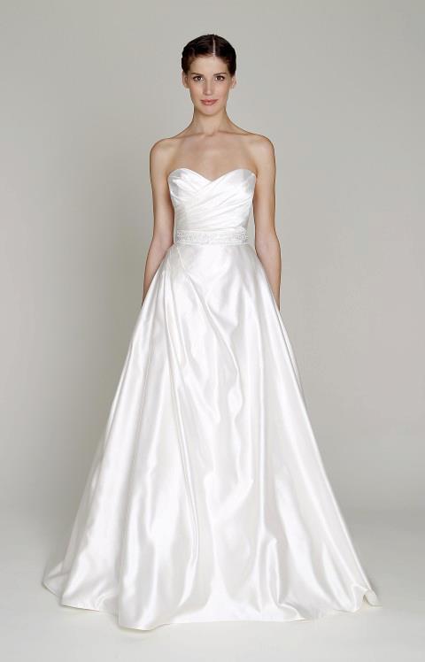 Wedding Philippines - Monique Lhuillier Bliss 2013 Bridal Collection (3)