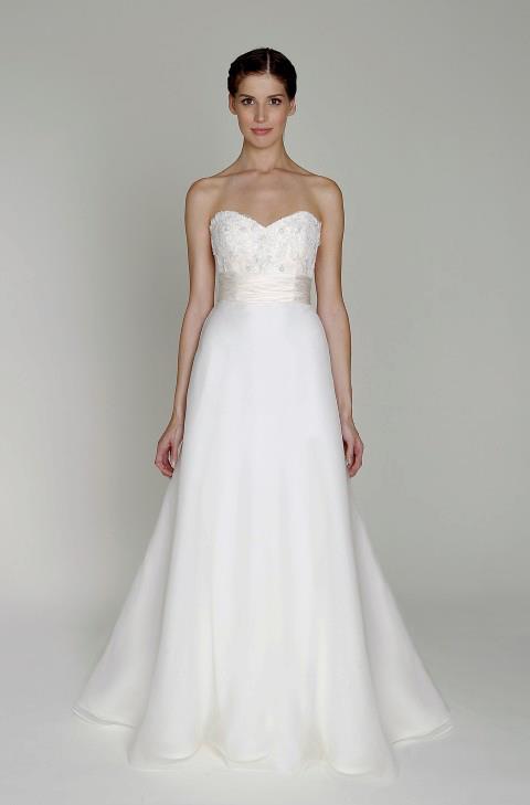 Wedding Philippines - Monique Lhuillier Bliss 2013 Bridal Collection (4)