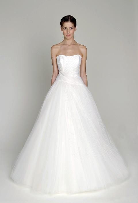 Wedding Philippines - Monique Lhuillier Bliss 2013 Bridal Collection (5)