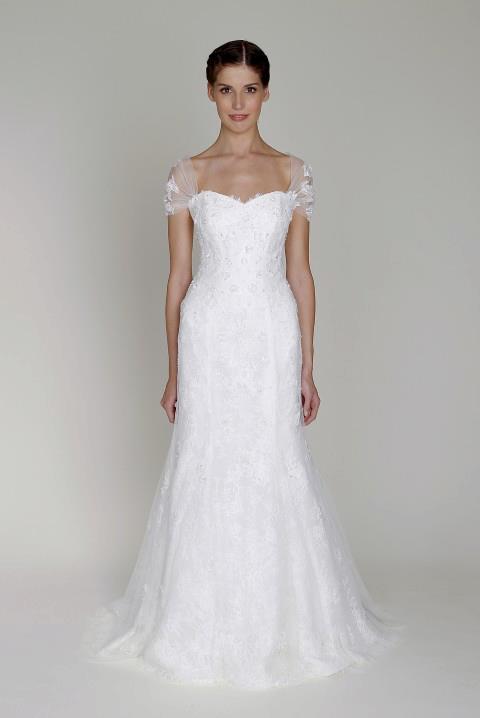 Wedding Philippines - Monique Lhuillier Bliss 2013 Bridal Collection (6)