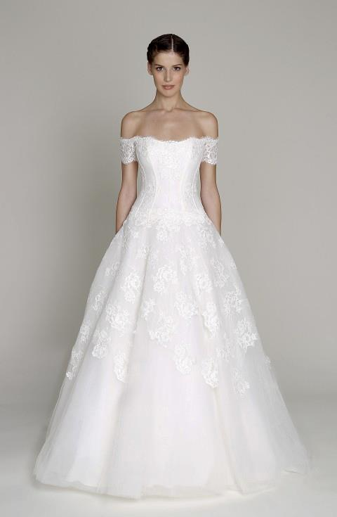 Wedding Philippines - Monique Lhuillier Bliss 2013 Bridal Collection (7)