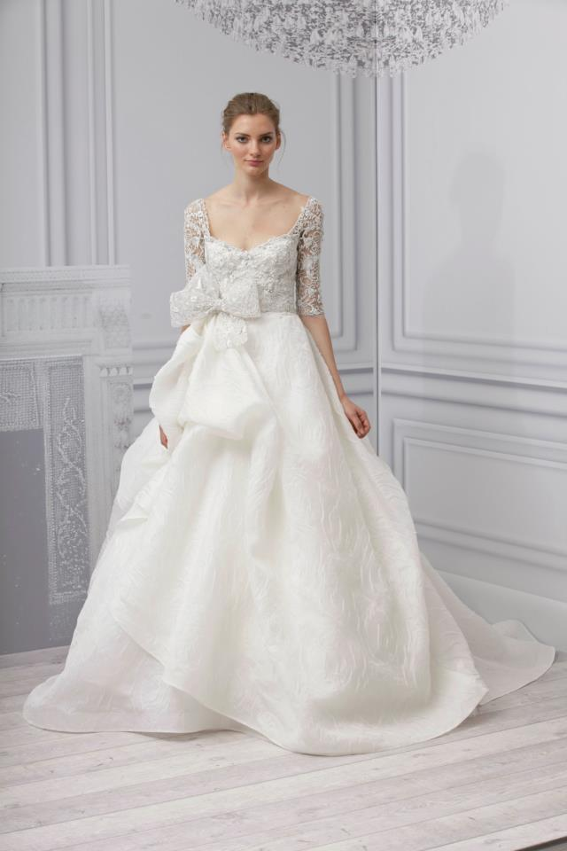 Wedding Philippines - Monique Lhuillier Spring 2013 Bridal Collection (17)