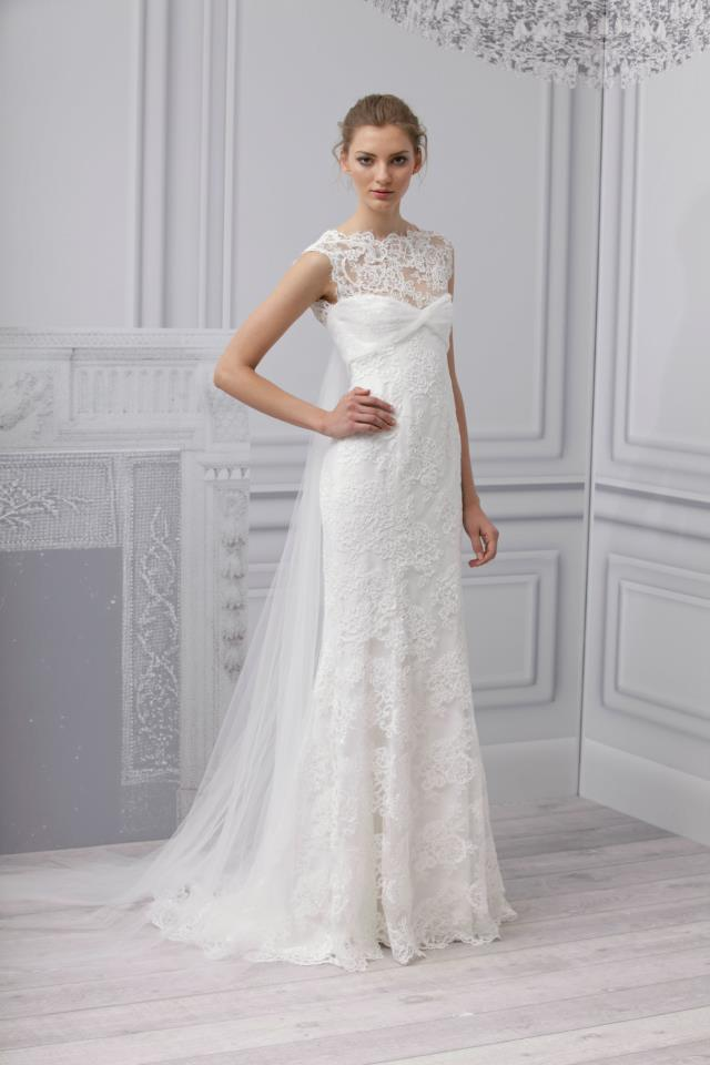 Wedding Philippines - Monique Lhuillier Spring 2013 Bridal Collection (18)