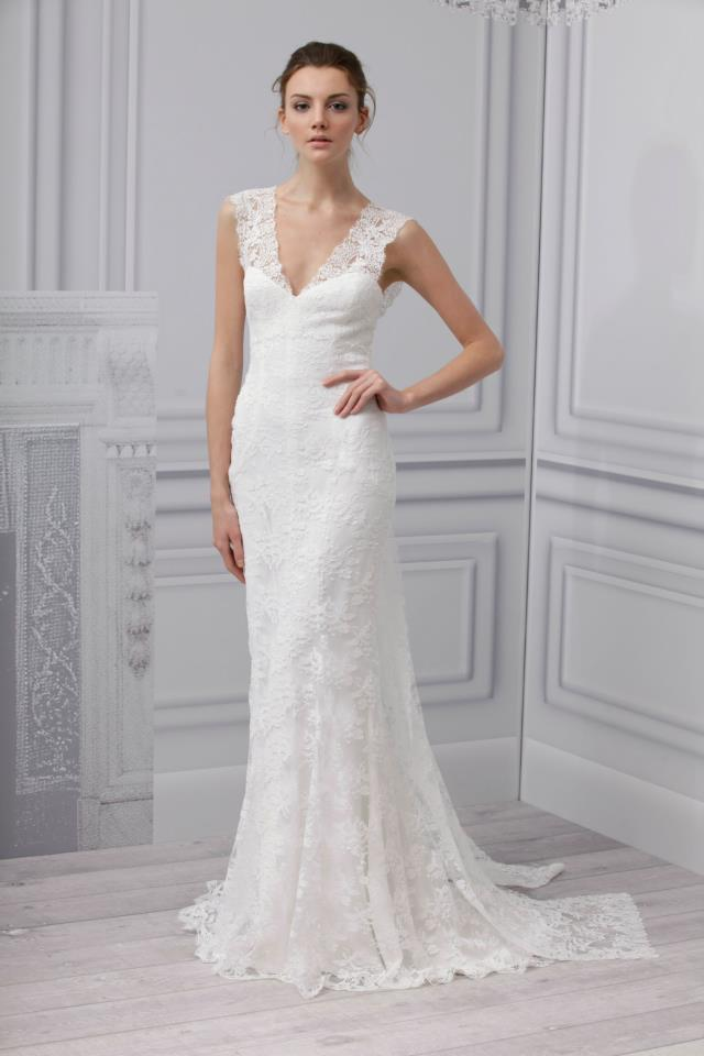 Wedding Philippines - Monique Lhuillier Spring 2013 Bridal Collection (19)