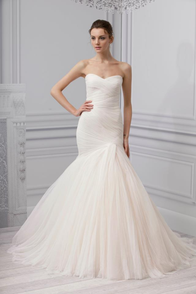 Wedding Philippines - Monique Lhuillier Spring 2013 Bridal Collection (20)