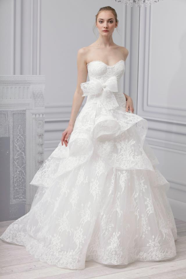 Wedding Philippines - Monique Lhuillier Spring 2013 Bridal Collection (21)