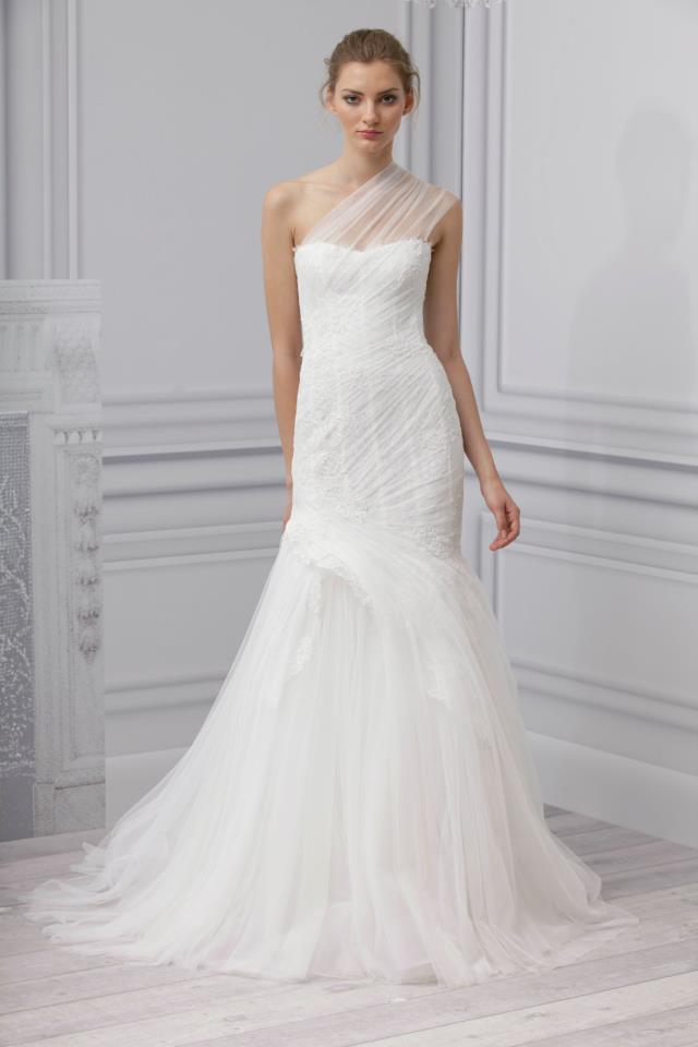 Wedding Philippines - Monique Lhuillier Spring 2013 Bridal Collection (23)