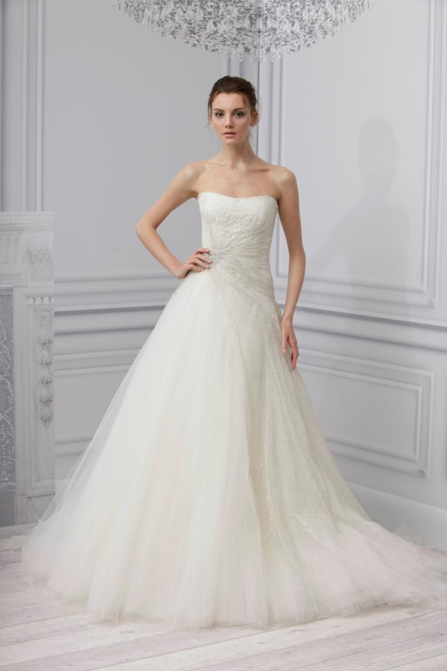 Wedding Philippines - Monique Lhuillier Spring 2013 Bridal Collection (24)