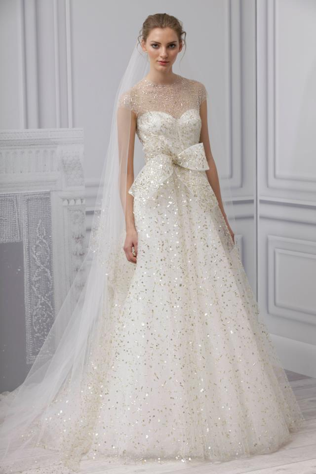 Wedding Philippines - Monique Lhuillier Spring 2013 Bridal Collection (26)