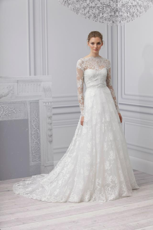 Wedding Philippines - Monique Lhuillier Spring 2013 Bridal Collection (27)