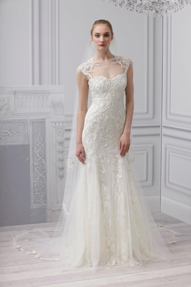 Wedding Philippines - Monique Lhuillier Spring 2013 Bridal Collection (28)