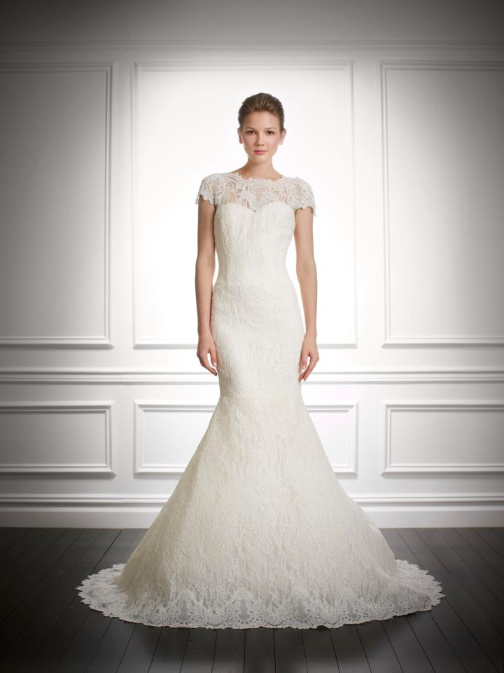 Wedding Philippines - Wedding Bridal Gowns - Carolina Herrera Bridal Fall 2013 (01)