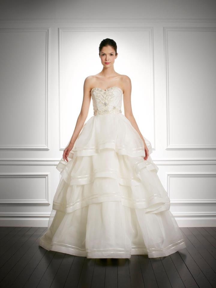 Wedding Philippines - Wedding Bridal Gowns - Carolina Herrera Bridal Fall 2013 (1)