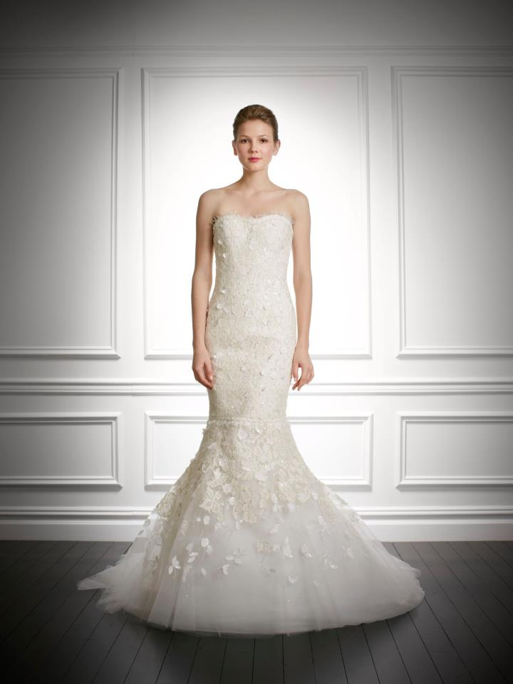 Wedding Philippines - Wedding Bridal Gowns - Carolina Herrera Bridal Fall 2013 (10)