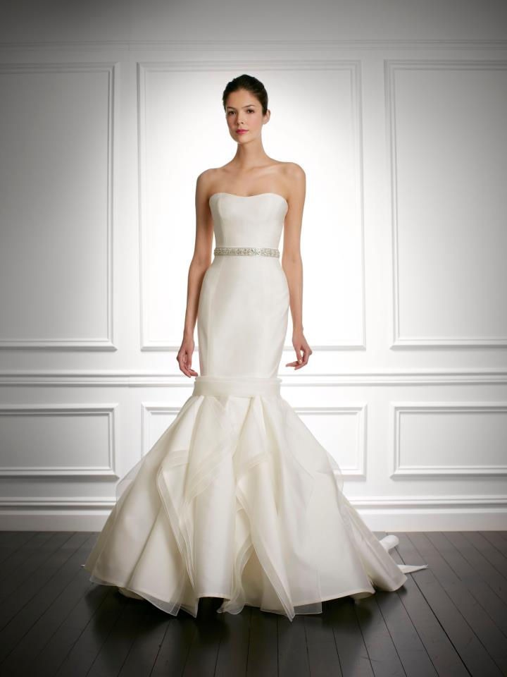 Wedding Philippines - Wedding Bridal Gowns - Carolina Herrera Bridal Fall 2013 (2)