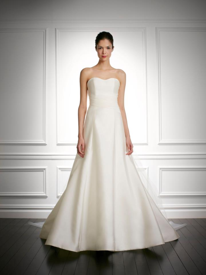 Wedding Philippines - Wedding Bridal Gowns - Carolina Herrera Bridal Fall 2013 (3)