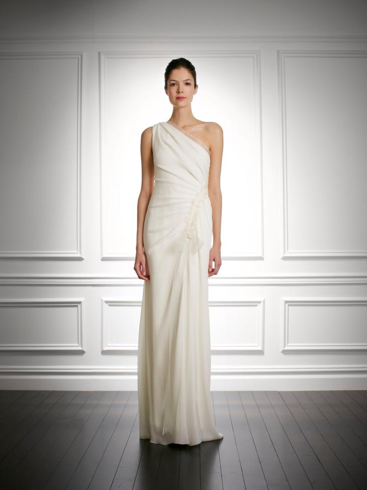 Wedding Philippines - Wedding Bridal Gowns - Carolina Herrera Bridal Fall 2013 (4)