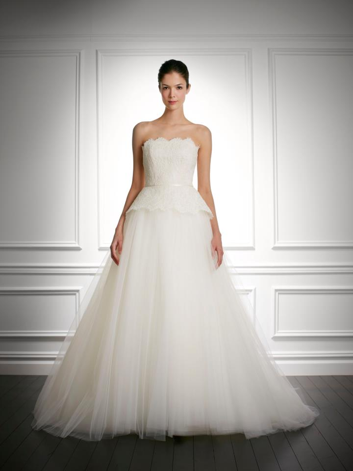 Wedding Philippines - Wedding Bridal Gowns - Carolina Herrera Bridal Fall 2013 (5)