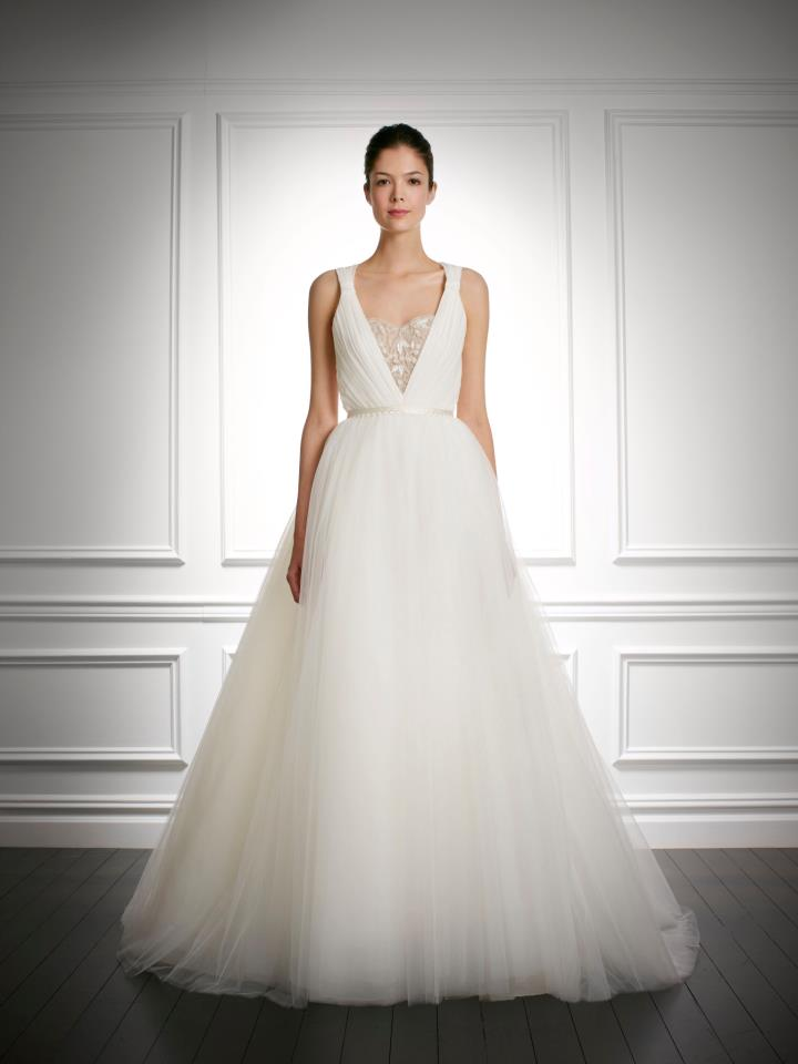 Wedding Philippines - Wedding Bridal Gowns - Carolina Herrera Bridal Fall 2013 (7)