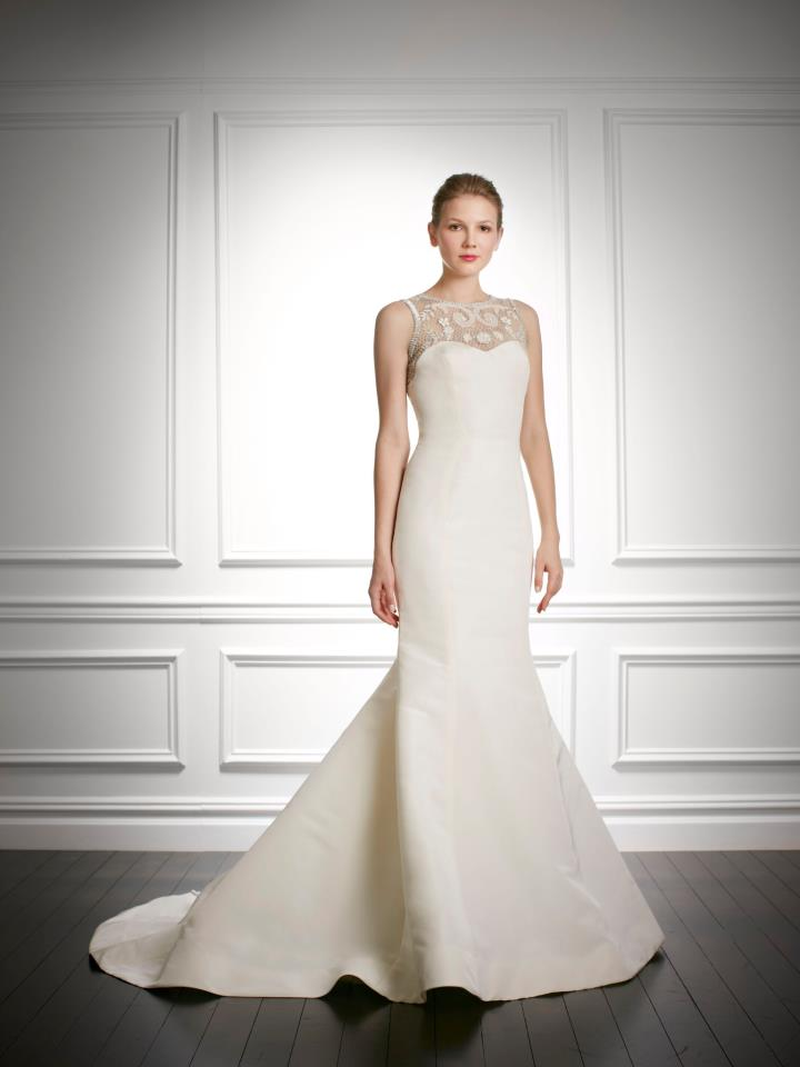 Wedding Philippines - Wedding Bridal Gowns - Carolina Herrera Bridal Fall 2013 (8)