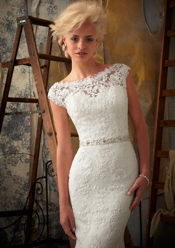 Wedding Philippines - Wedding Gowns- Mori Lee Spring 2013 Collection - 01b