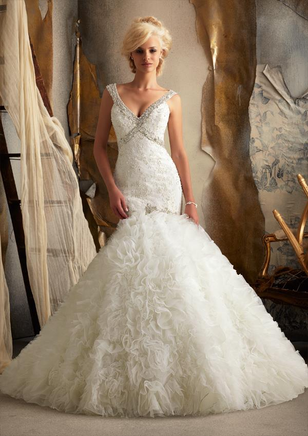 Wedding Philippines - Wedding Gowns- Mori Lee Spring 2013 Collection - 02a