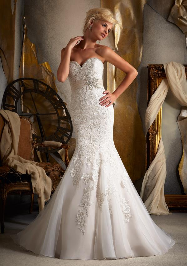 Wedding Philippines - Wedding Gowns- Mori Lee Spring 2013 Collection - 03a
