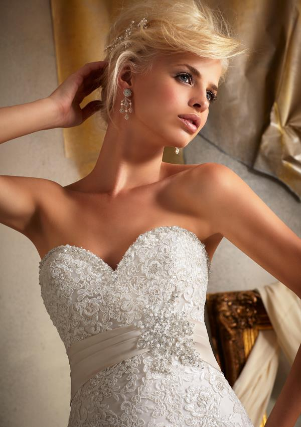 Wedding Philippines - Wedding Gowns- Mori Lee Spring 2013 Collection - 03b