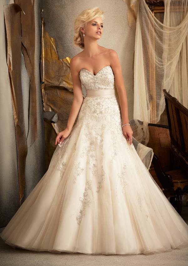 Wedding Philippines - Wedding Gowns- Mori Lee Spring 2013 Collection - 06a