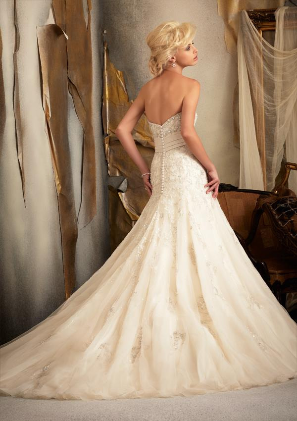 Wedding Philippines - Wedding Gowns- Mori Lee Spring 2013 Collection - 06b
