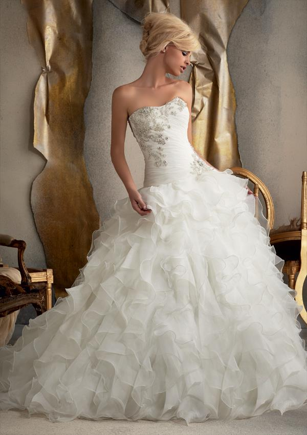 Wedding Philippines - Wedding Gowns- Mori Lee Spring 2013 Collection - 07a
