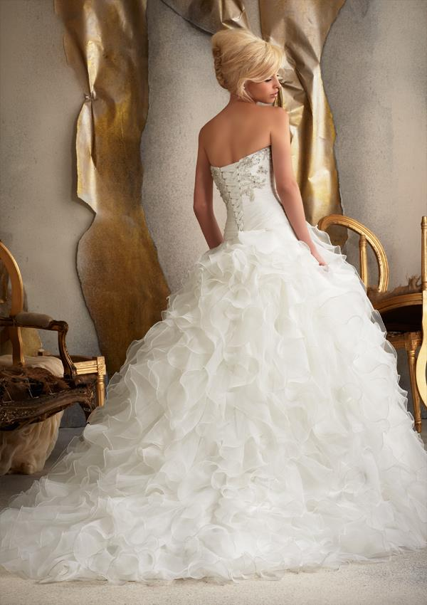 Wedding Philippines - Wedding Gowns- Mori Lee Spring 2013 Collection - 07b