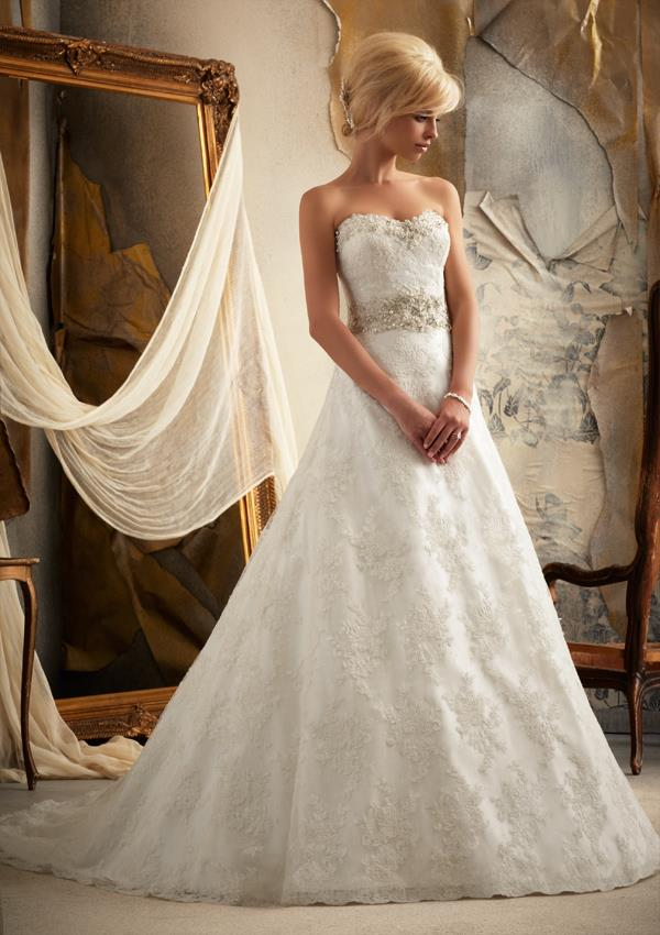 Wedding Philippines - Wedding Gowns- Mori Lee Spring 2013 Collection - 08a