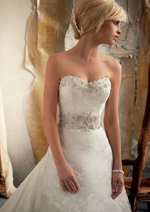 Wedding Philippines - Wedding Gowns- Mori Lee Spring 2013 Collection - 08b